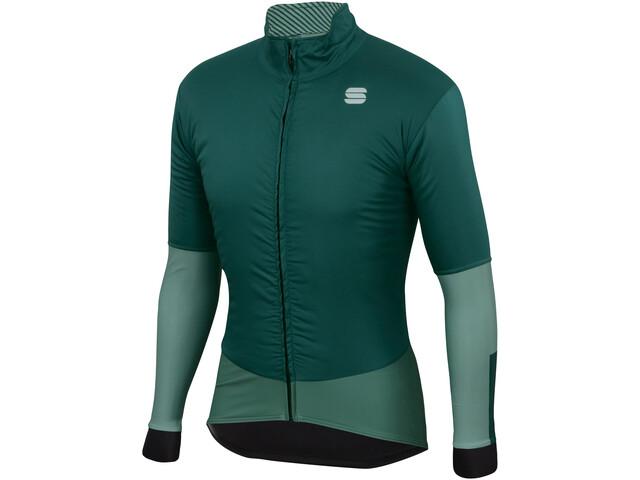 Sportful Bodyfit Pro Chaqueta Hombre, sea moss/dry green
